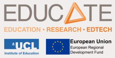 EDUCATE-UCL-ERDF